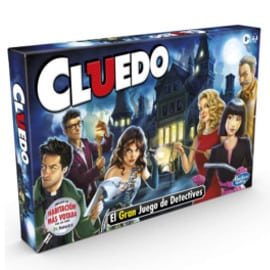 Juego de mesa Hasbro Cluedo barato. Ofertas en juegos de mesa, juegos de mesa baratos