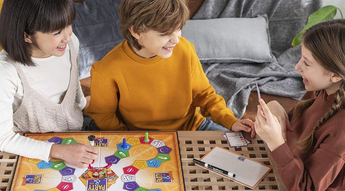 Juego de mesa Party & Co Junior barato. Ofertas en juegos de mesa, juegos de mesa baratos, chollo