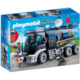 Juguete Playmobil City Action Vehículo con LED barato. Ofertas en juguetes, juguetes baratos