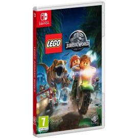 ¡Precio mínimo histórico! Lego: Jurassic World para Nintendo Switch sólo 17.49 euros. 56% de descuento.