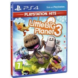 ¡¡Chollo!! Little Big Planet 3 para PS4 sólo 8.99 euros. 55% de descuento.