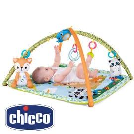 ¡Precio mínimo histórico! Manta de actividades para bebés Chicco Descansa y Juega sólo 34.99 euros.