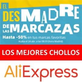Mejores ofertas del Desmadre de marcazas de Aliexpress