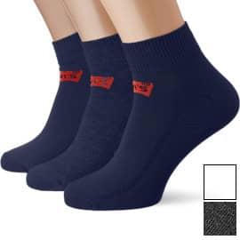 Pack de 3 pares de calcetines Levi's barato. Ofertas en ropa de marca, ropa de marca barata