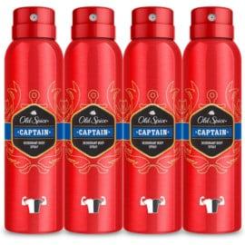 Pack de desodorantes Old Spice Captain barato. Ofertas en supermercado