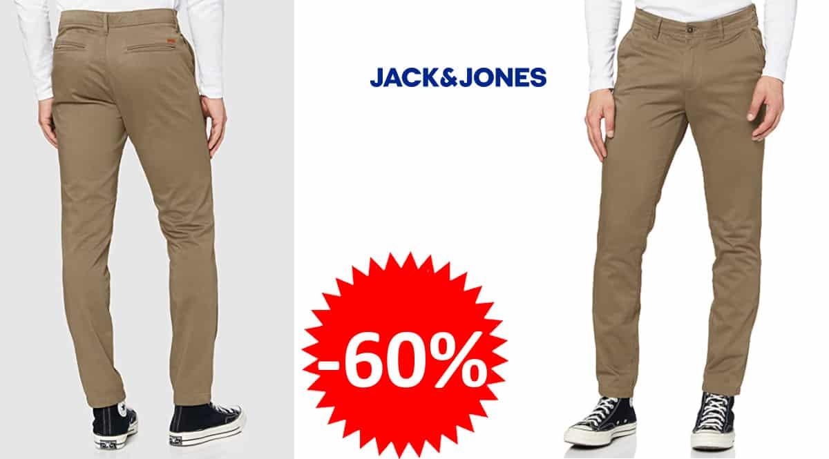 Pantalones Jack & Jones Marco Bowie baratos, pantalones de marca baratos, ofertas en ropa, chollo