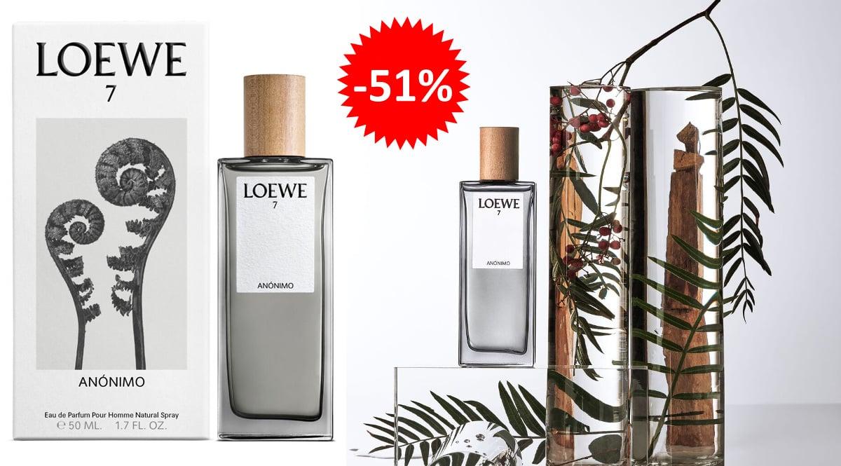 Perfume Loewe 7 Anónimo para hombre barato, colonias baratas, ofertas para ti chollo