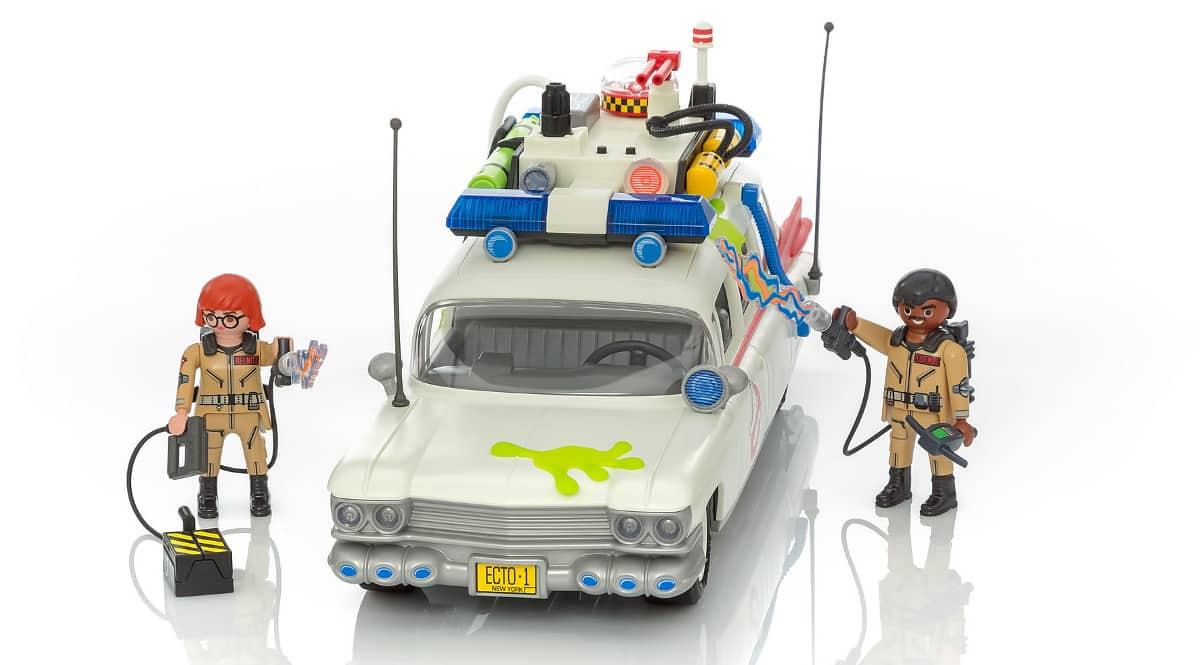 Playmobil Ecto-1 Ghostbusters barato, juguetes baratos, ofertas para niños chollo