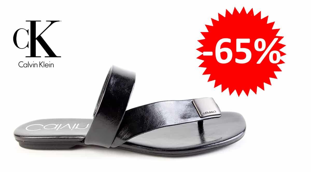 Sandalias Calvin klein Saurin baratas, sandalias de marca baratas, ofertas en calzado