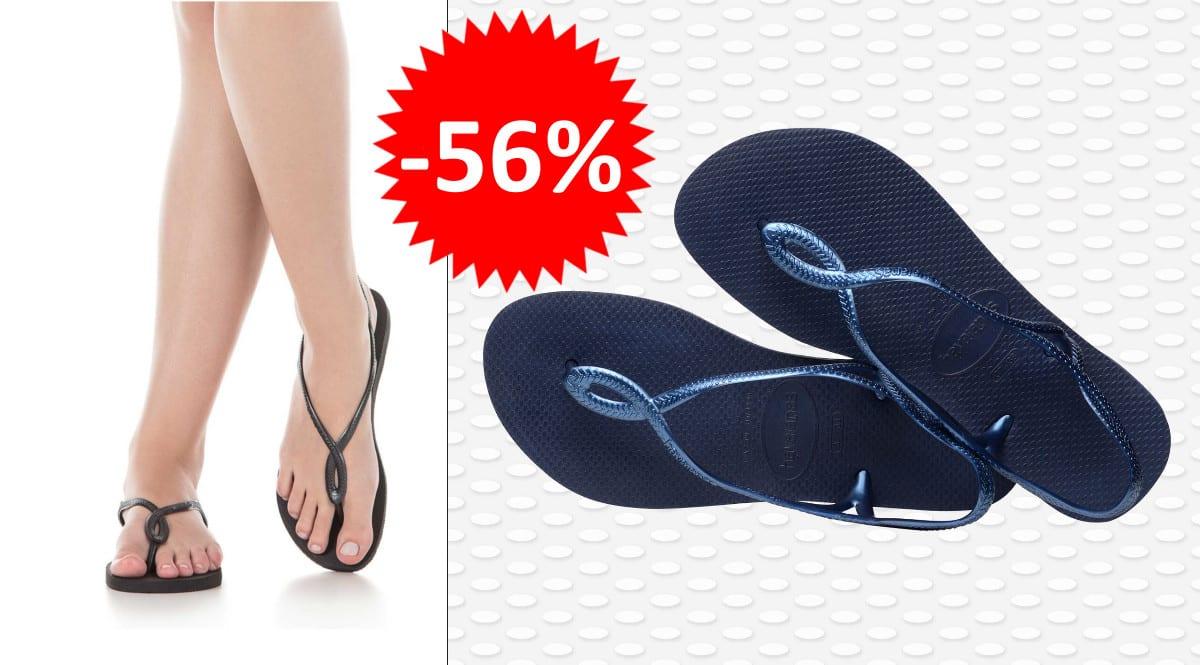 Sandalias Havaianas Luna baratas. Ofertas en calzado, calzado barato, chollo