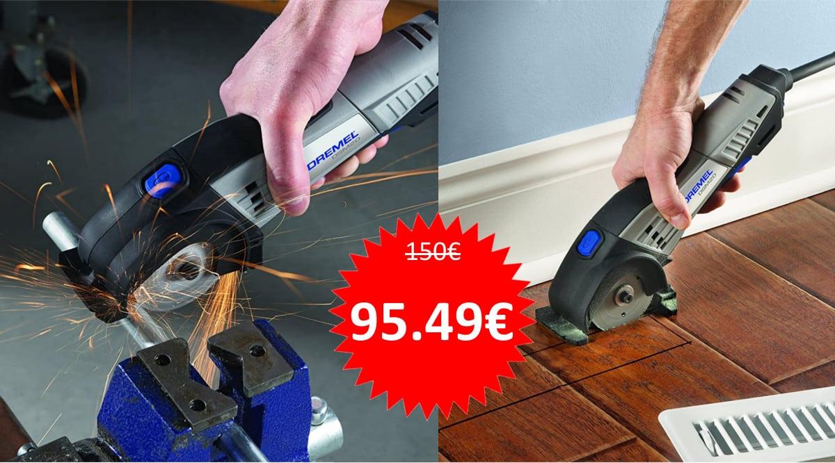 Sierra de corte Dremel DSM20 3-4 barata. Ofertas en herramientas, herramientas baratas, chollo