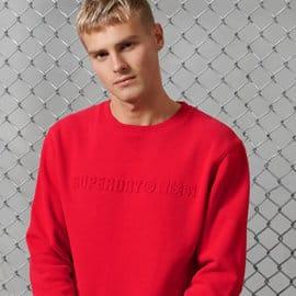 Sudadera Superdry Sportstyle barata, ropa de marca barata, ofertas en sudaderas