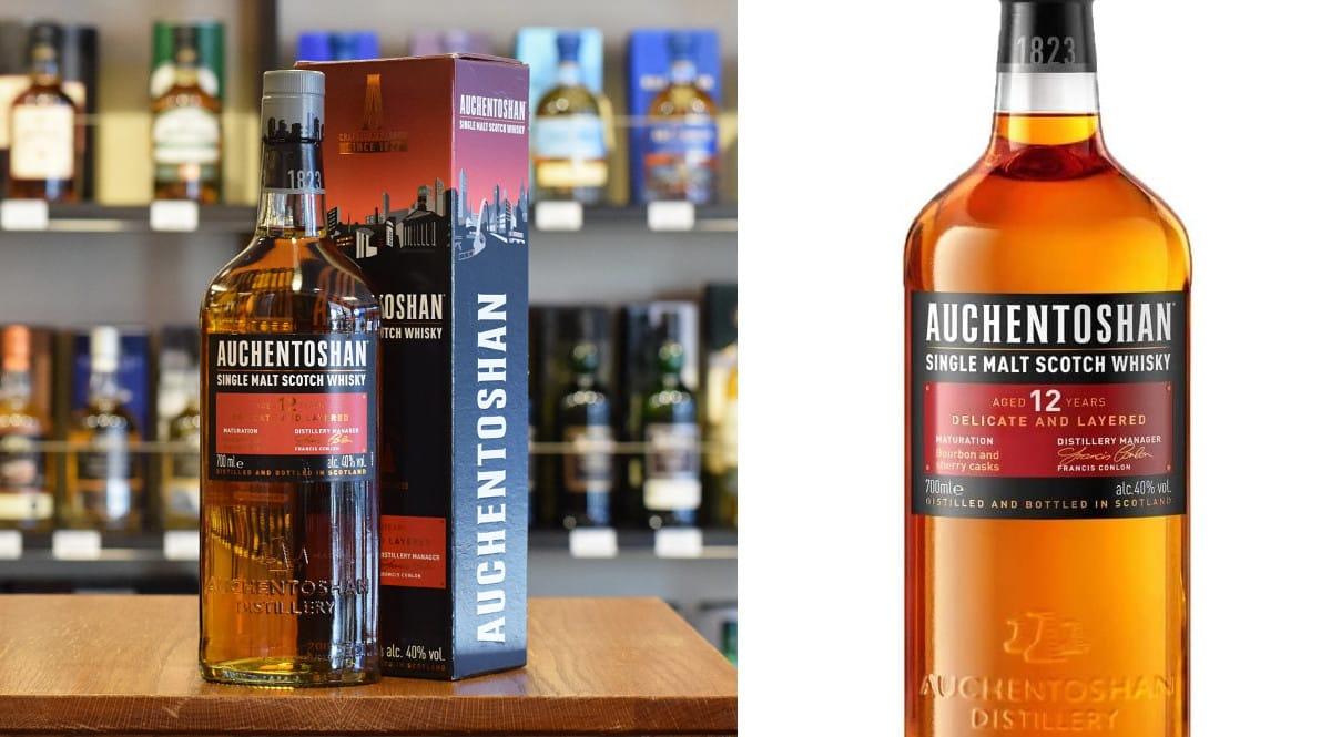 Whisky Auchentoshan 12 años barato. Ofertas en whisky, whisky barato, chollo