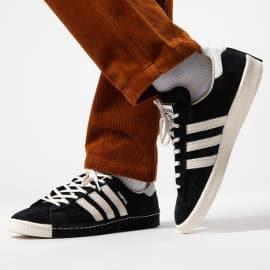Zapatillas Adidas Campus 80s x Recouture baratas, calzado de marca barato, ofertas en zapatillas