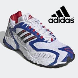 Zapatillas Adidas Torsion TRDC blancas baratas, calzado de marca barato, ofertas en zapatillas