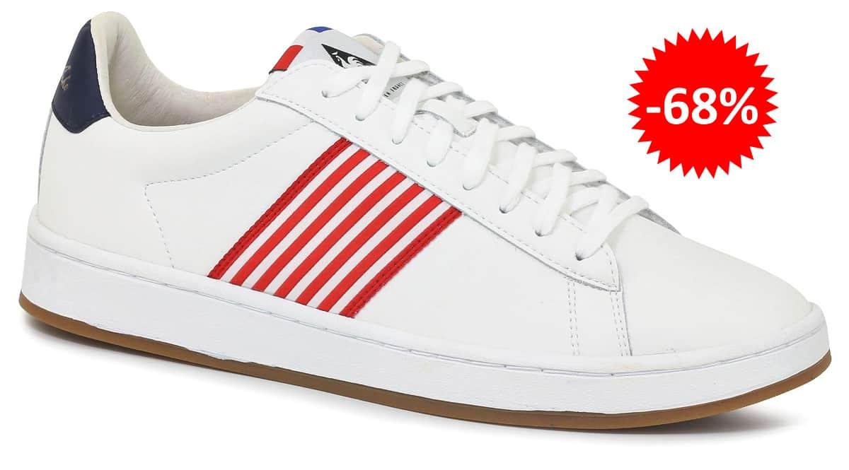 Zapatillas Le Coq Sportif Classic Soft AA baratas, calzado de marca barato, ofertas en zapatillas chollo