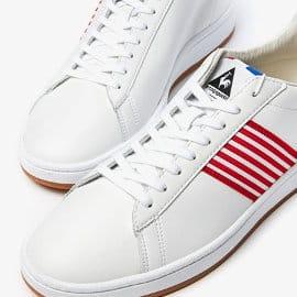 Zapatillas Le Coq Sportif Classic Soft AA baratas, calzado de marca barato, ofertas en zapatillas