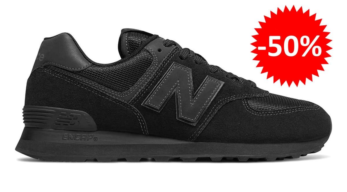¡¡Chollo!! Zapatillas New Balance 574V2 Core sólo 45 euros. 50% de descuento.