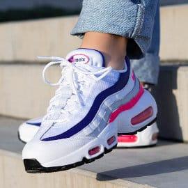 Zapatillas Nike Air Max 95 PRM para mujer baratas, calzado de marca barato, ofertas en zapatillas