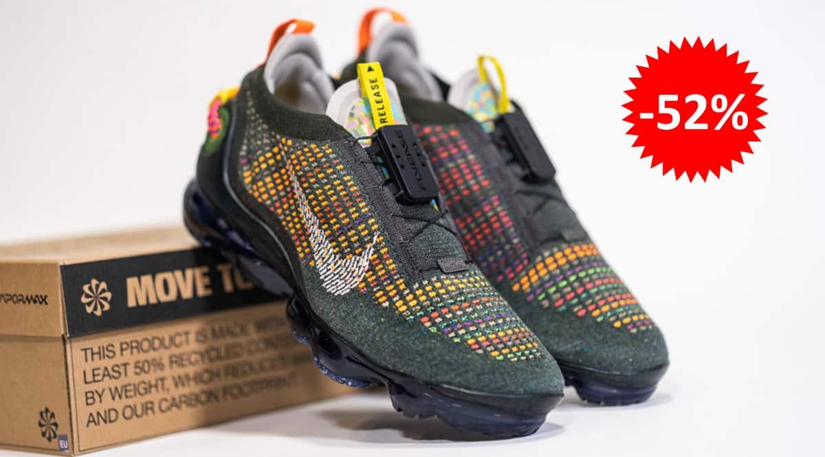 Zapatillas Nike Air VaporMax 2020 Flyknit baratas, calzado barato, ofertas en zapatillas chollo