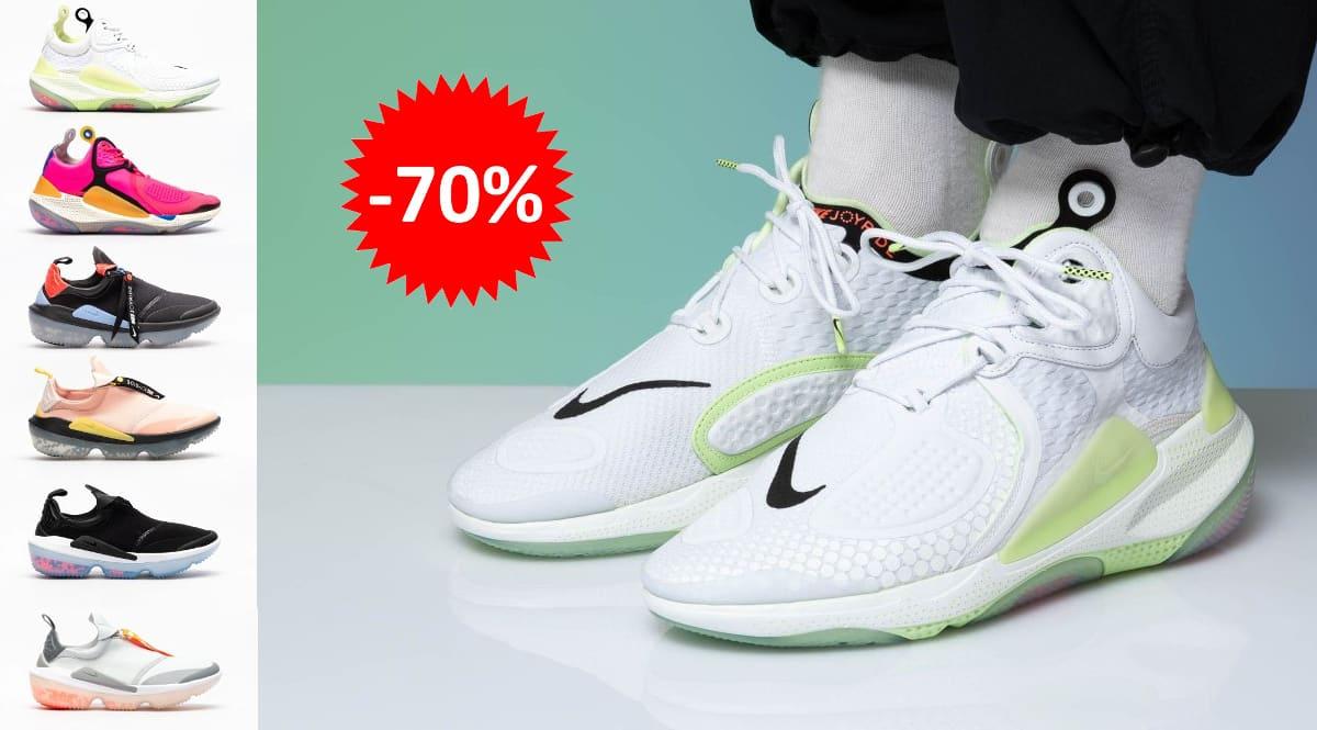 Zapatillas Nike Womens Joyride Optik baratas, calzado de marca barato, ofertas en zapatillas chollo