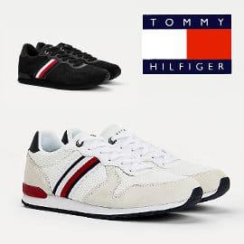 Zapatillas Tommy Hilfiger Iconic Mix Runner baratas, zapatillas de marca baratas, ofertas en calzado