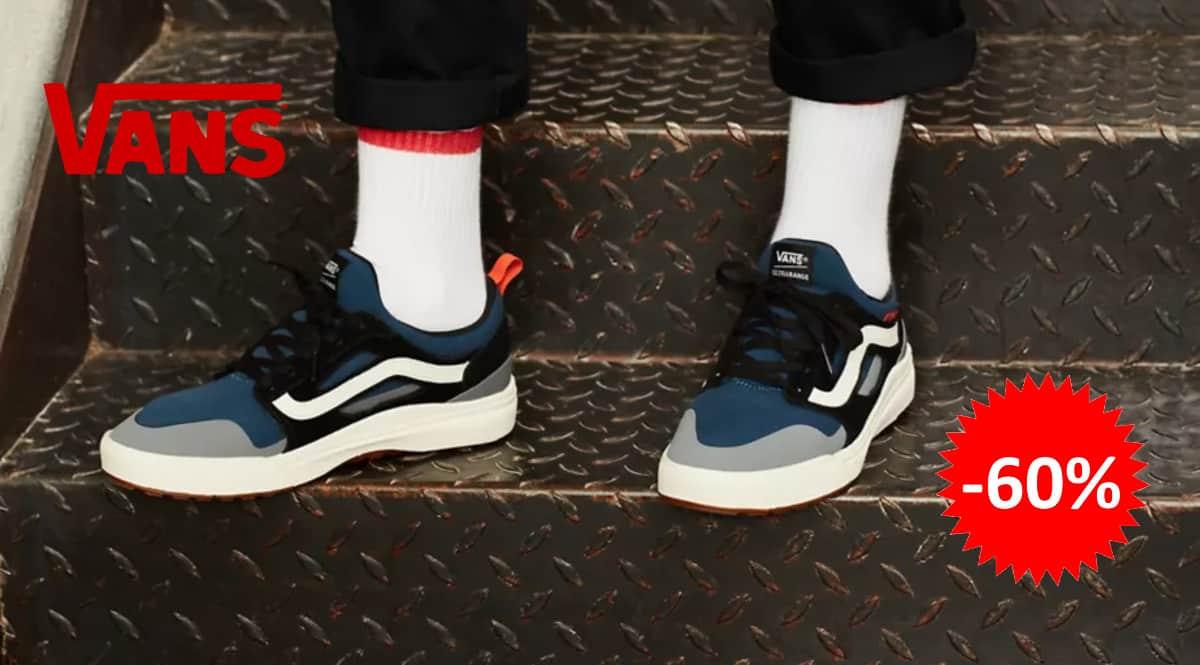 Zapatillas Vans Ultrarange 3D baratas, calzado de marca barato, ofertas en zapatillas chollo