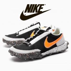 Zapatillas unisex Nike Waffle Racer Crater baratas, calzado de marca barato, ofertas en zapatillas