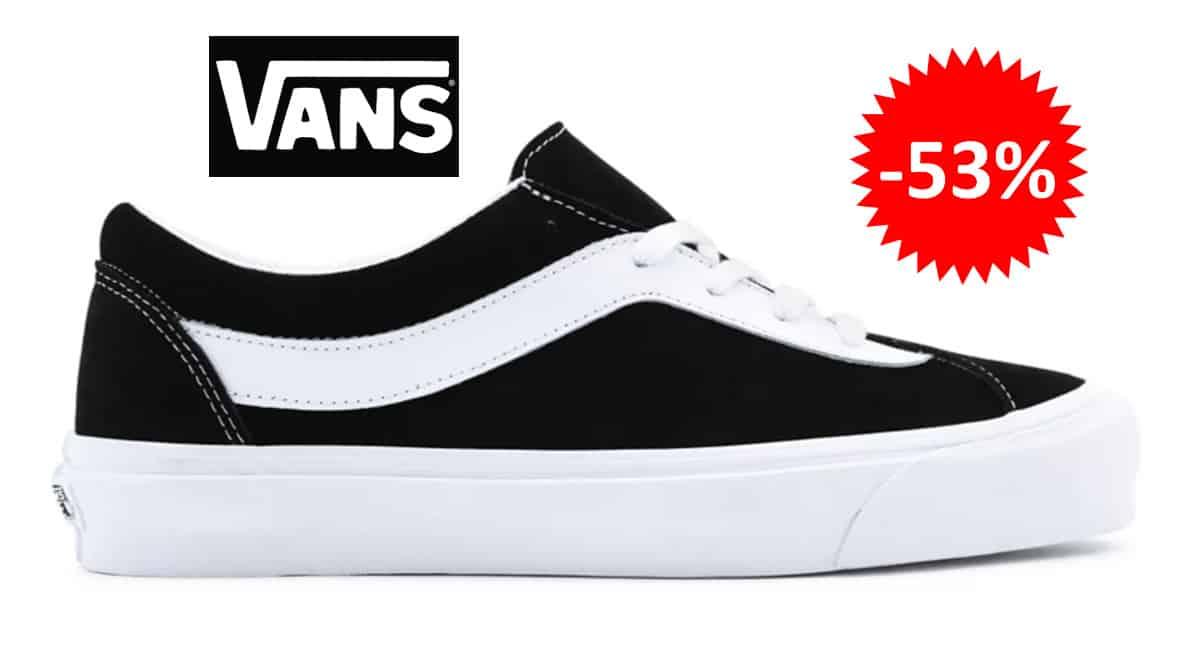 Zapatillas unisex Vans Staple Bold baratas, calzado de marca barato, ofertas en zapatillas chollo