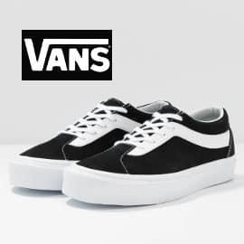 Zapatillas unisex Vans Staple Bold baratas, calzado de marca barato, ofertas en zapatillas