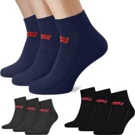 3 pares de calcetines Levi's baratos. OFertas en ropa de marca, ropa de marca barata