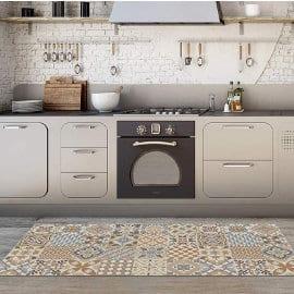 Alfombra de vinilo Vilber Toledo barata, alfombras de vinilo de marca baratas, ofertas hogar