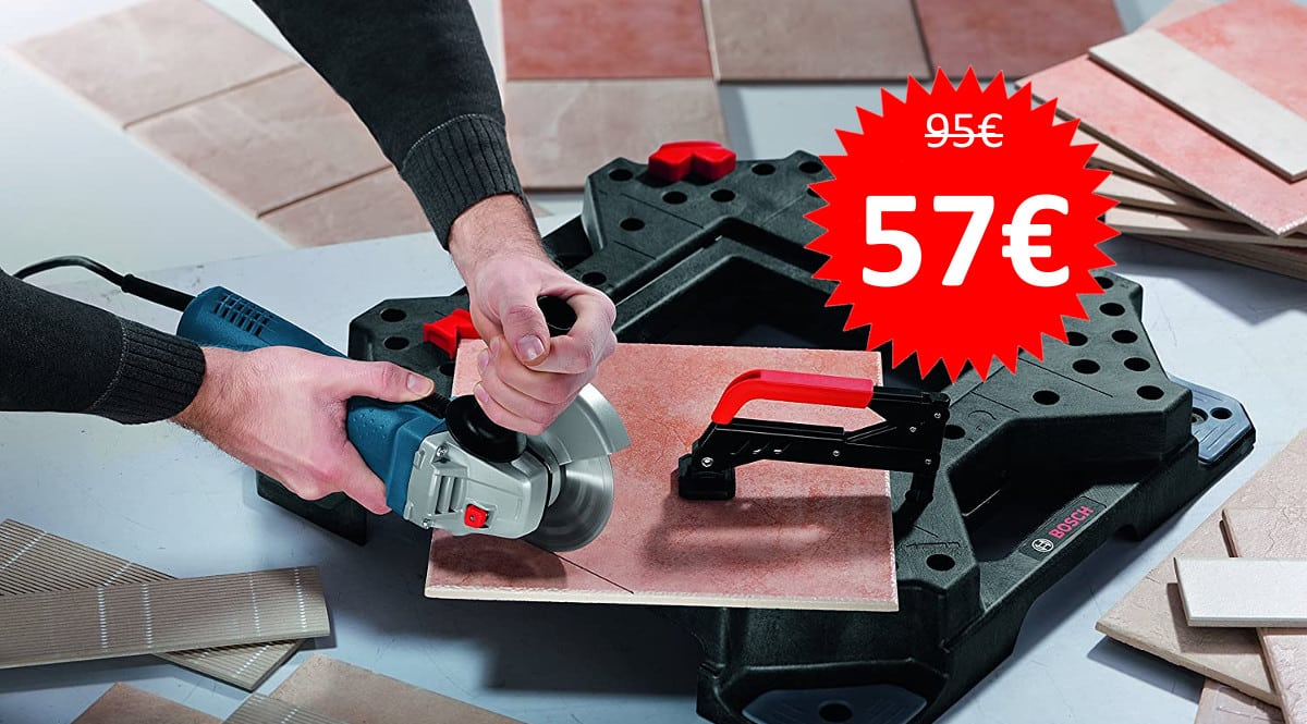 Amoladora Bosch GWS 7-115 E barata. Ofertas en herramientas, herramientas baratas, chollo