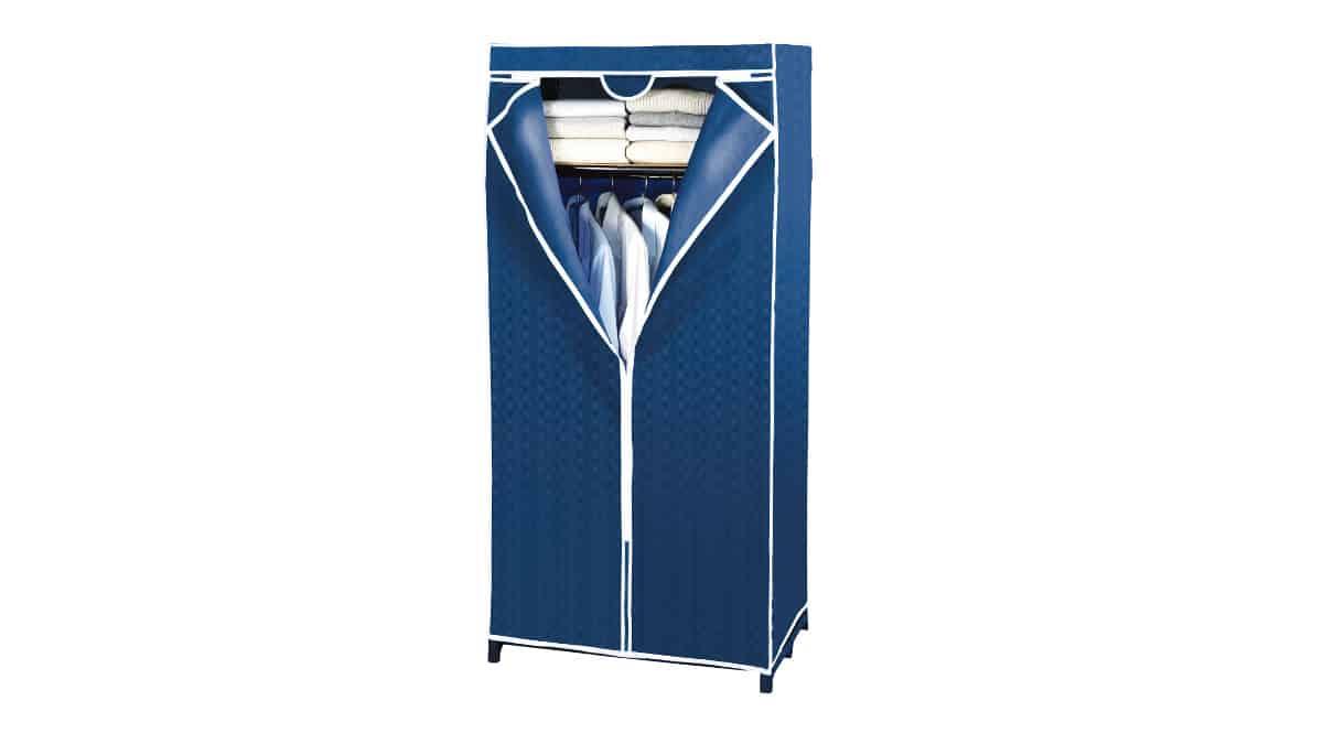 Armario de tela Wenko Air barato, armarios de tela baratos, ofertas hogar, chollo