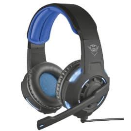 ¡¡Chollo!! Auriculares gaming Trust GXT 350 Radius sólo 19.99 euros. 50% de descuento.