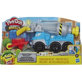Camión de cemento Play-Doh barato. Ofertas en juguetes, juguetes baratos