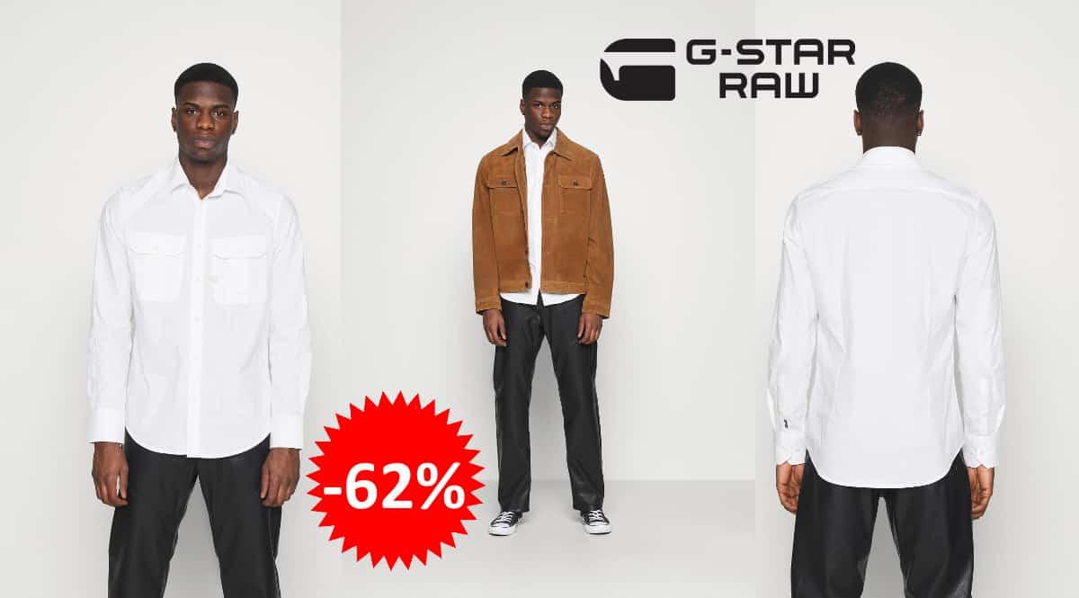 Camisa G-Star Raw Police barata, camisas de marca baratas, ofertas en ropa, chollo