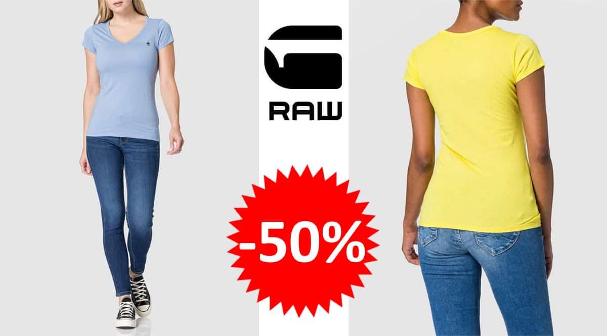 Camiseta G-Star RAW Eyben Slim barata. Ofertas en ropa de marca, ropa de marca barata, chollo