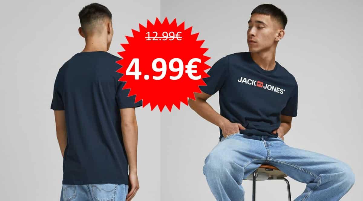 Camiseta Jack Jones Jjecorp barata. Ofertas en ropa de marca, ropa de marca barata, chollo