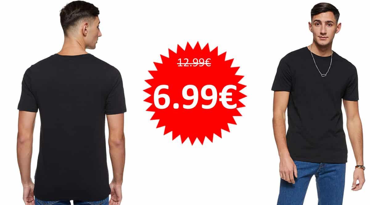 Camiseta Jack & Jones Jjeorganic barata. Ofertas en ropa de marca, ropa de marca baratas, chollo