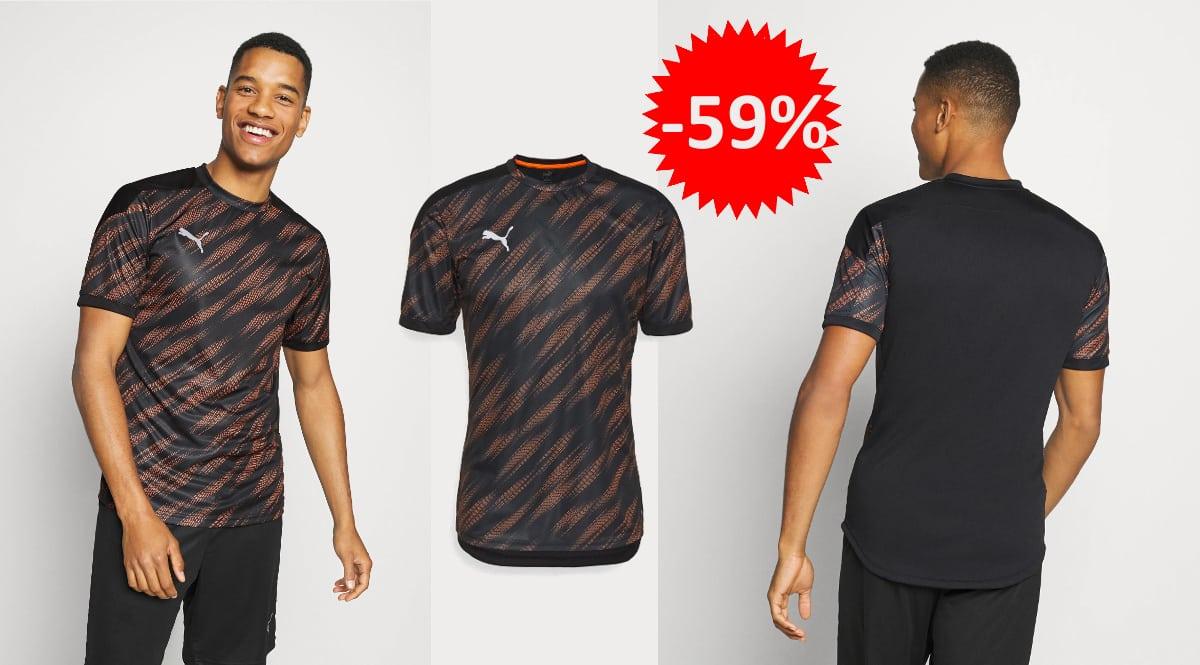 Camiseta PUMA Ftblnxt Graphic barata, camisetas de deporte de marca baratas, ofertas en ropa, chollo