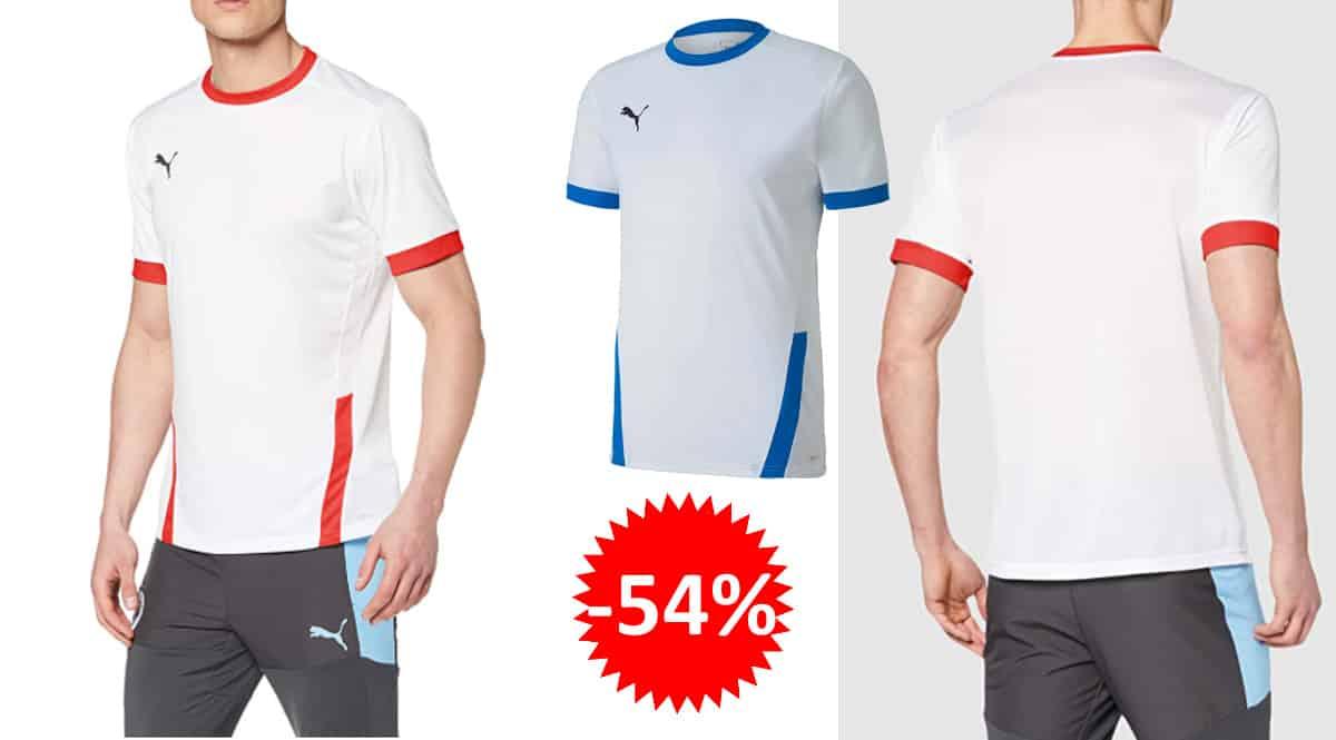 Camiseta Puma Teamgoal 23 barata, camisetas de marca baratas, ofertas en ropa, chollo