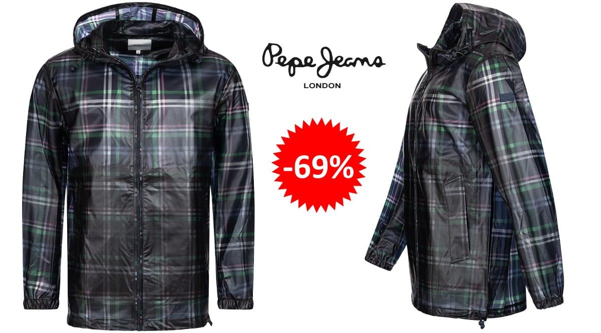 Chaqueta Pepe Jeans Light barata, ropa de marca barata, ofertas en chaquetas chollo