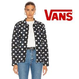 Chaqueta Vans x Sandy Liang barata, ropa de marca barata, ofertas en chaquetas