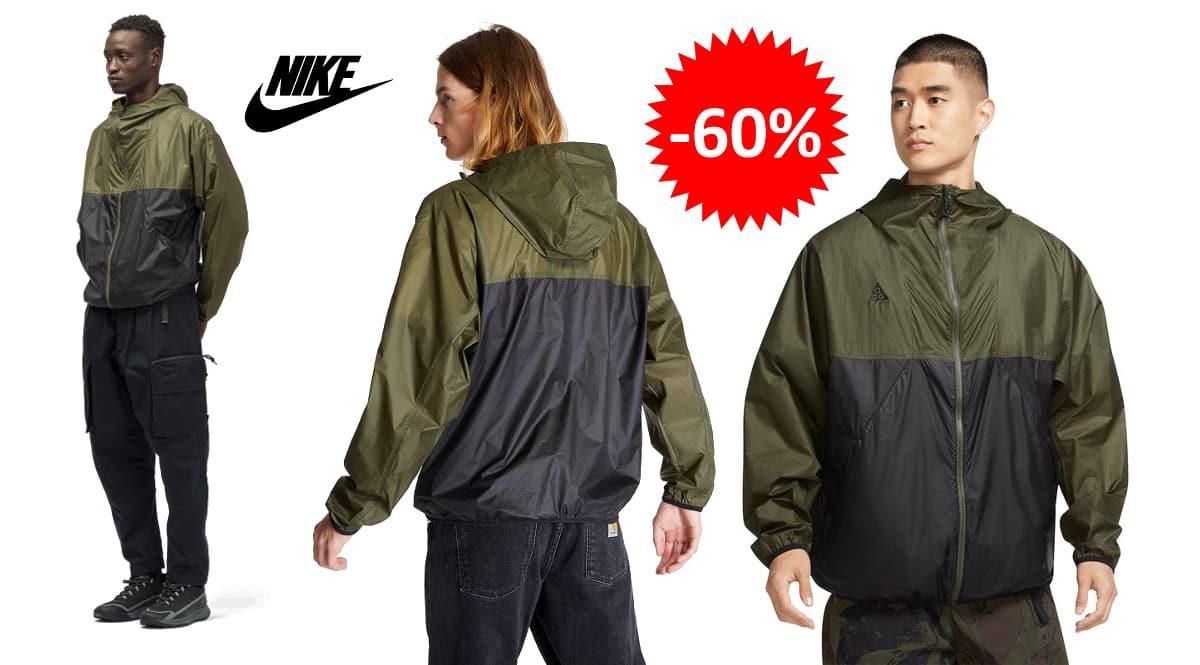 Chaqueta plegable Nike ACG Lightweight barata, ropa de marca barata, ofertas en chaquetas chollo