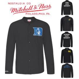 Chaquetas Mitchell & Ness University baratas, ropa de marca barata, ofertas en chaquetas