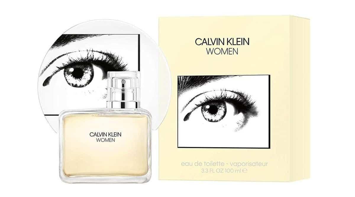 Colonia Calvin klein Women barata, colonias de marca baratas, ofertas perfumería, chollo