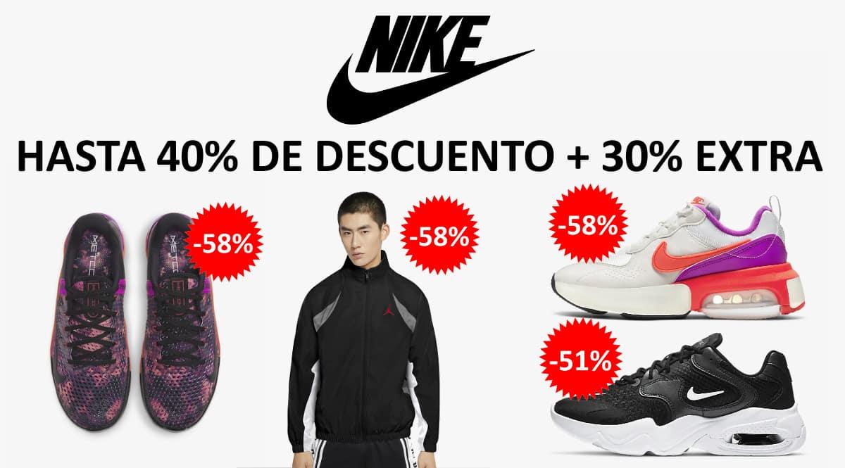 Descuento EXTRA Nike mayo barato, ropa de marca barata, ofertas en calzado chollo