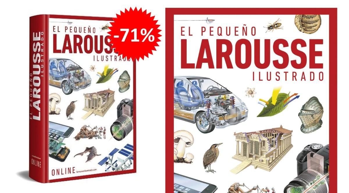El Pequeño Larousse ilustrado barato, libros baratos, ofertas en libros chollo