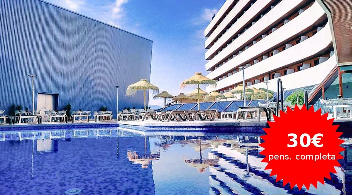 Escapada a la Línea de la Concepción barata, hoteles baratos, ofertas en viajes, chollo